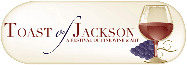 Toast of Jackson Logo